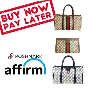 BUY NOW AND PAY LATER WITH AFFIRM